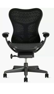 Authentic Herman Miller Mirra 2 Task Chair Fully Loaded Butterfly Obo