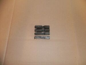 Ridgid 26192 Die Set 2 1 2 To 4 Npt Hs For Use With Rigid 714 1224