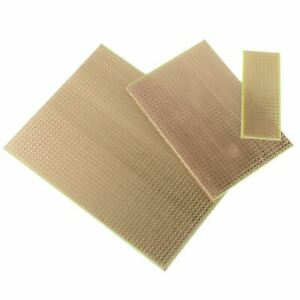 Vero Pcb Prototyping Stripboard Strip Board 2 54mm Pitch