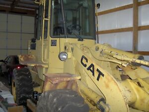 1990 Caterpillar 916 Wheel Loader Cat 3204