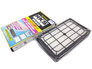 Hks 70017 At127 Super Air Intake Panel Filter For The Listed Scion Subaru Toyota