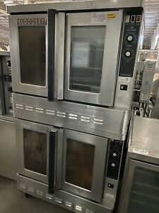 Blodgett Double Stack Convection Oven Nat Gas
