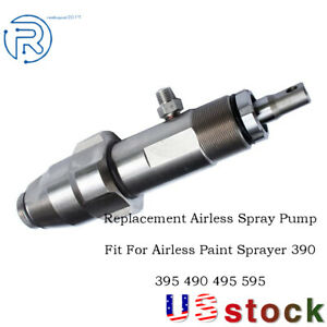 Replacement Airless Spray Pump Fit For Airless Paint Sprayer 390 395 490 495 595