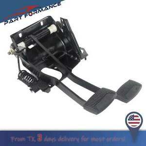 For Ford F3tz 2455 A F 250 F 350 Clutch Brake Pedal Assembly Bracket For M T