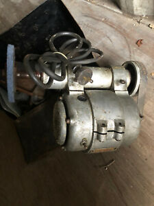 Themac J 7 Tool Post Grinder With Box And Accessories
