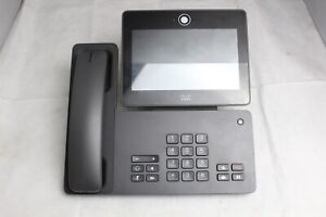 Cisco Dx650 Color Touchscreen Ip Video Conference Phone Cp dx650 No Stand
