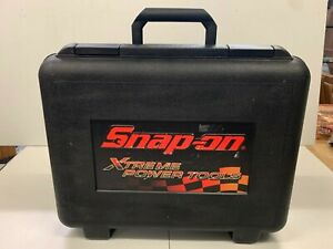 Snap On Cdr3150 12v Cordless Drill W Charger And Nice Case