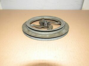 Atlas Craftsman 10 12 Lathe Countershaft 2 Step Pulley 9 427