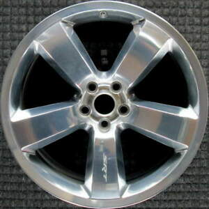 Dodge Charger Polished 20 Inch Oem Wheel 2006 To 2010