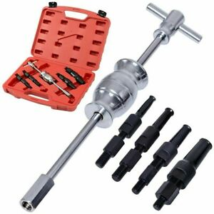 Blind Hole Inner Bearing Puller Set Remover Slide Hammer Internal Kit 10 32mm