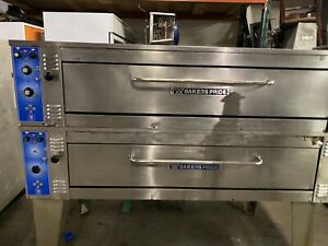 Baker s Pride Stack Electric Pizza Ovens Eb 8
