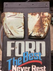 Ford Truck F100 Stone Guard Ends F100 1967 72 68 69 70 71