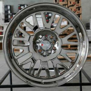 1 new 16 Xxr 531 Wheel 16x8 4x100 4x114 3 0 Platinum Rim