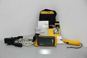 Fluke 10 100 Onetouch Network Assistant Throughput Option Toner Included