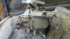 John Deere 2010 Tractor Gas Engine Carburetor zenith Replacement