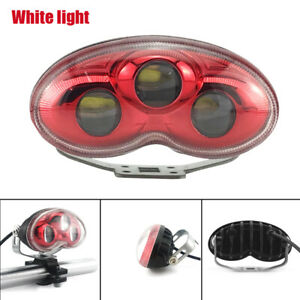 15w Car Suv Motorcycle Led Waterproof Lights Fog Light Headlight Lamp Universal