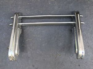 1930 40 s Accessory Dual bar Front Bumper Guard hot Rat Rod