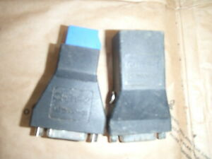 Snap On Chry 1 2 Chrysler Scanner Adapter Set Mt2500 Solus Ethos Verus 5