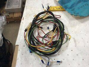 Ford Wiring Harness 310996 Fits 1958 1964 Models Tisco Brand Nos