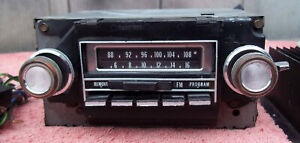 Delco Am Fm 8 Track Stereo Radio 73 Olds Full Size B Body