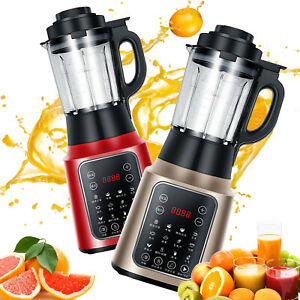Automatic 800w 110v Appointment Timing Kitchen Fruit Juicer Commercial Blender