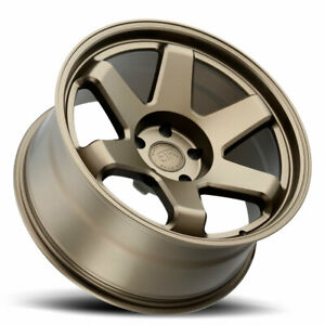 4 new 20 Black Rhino Roku Wheels 20x9 5 6x5 5 6x139 7 18 Matte Bronze Rims