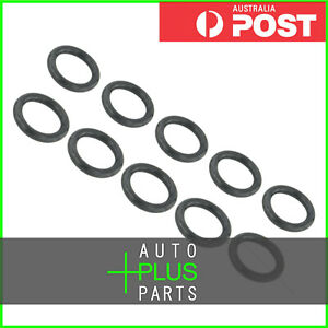 Fits Volkswagen Lupo Lupo 3l Seal O Ring A C Line Pcs 10