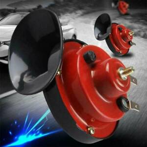 300db Super Train Horn For Trucks Car Boat Motorcycles 12v Electric Horn Treble
