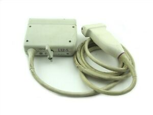 Atl Philips Healthcare L12 5 50mm Linear Array Ultrasound Transducer Probe
