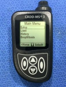 Cadd ms 3 Infusion Pump Model 7400 Smiths Medical Kp