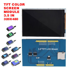 3 5 Inch Tft Lcd Screen Module 480 X 320 For Arduino Uno Mega 2560 R3 Board