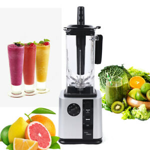 2 2l Commercial Mufti function Cover Mixe Rhigh speed Smoothie Blender 2200w