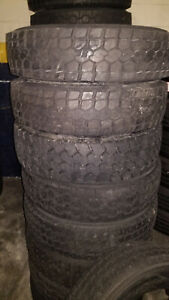 225 70r19 5 Drive Tires Assorted Brand And Design Barely Used 90 95