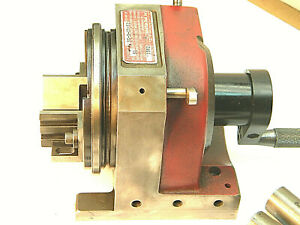 Suburban Master Grind Mg 5 cv s1 Spin Index Fixture Machinist Precision Tool