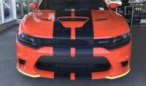 Dodge Charger Bumper Guards