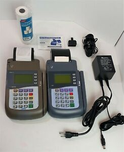 Verifone Omni 3200 Credit Debit Card Payment Terminals With Power Supply 207