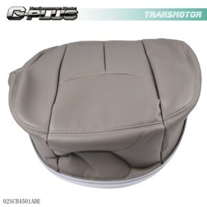 For 2003 2004 2005 2006 Chevy Silverado 1500 2500 Driver Bottom Seat Cover