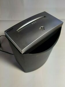 Household Great Shape Aurora Shredder Model As501x ms With Waste Basket