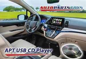 Apt Usb Cd Player 2019 Fits Toyota Yaris Compatible Radios Non Cd Equipped