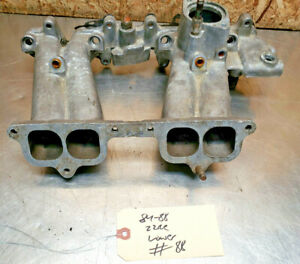 84 88 Toyota Pickup Truck 4runner 22re 22re Intake Manifold Lower Used Oem Parts
