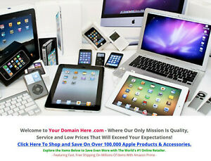 Apple Products Website Business For Sale Over 100 000 Apple Items Accessories
