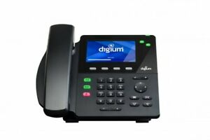 New Digium Sangoma D60 1teld060lf 2 line Ip Phone With Sip Support Hd Voice