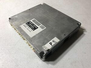 2004 2009 Toyota Land Cruiser Prado J120 Ecu Ecm Pcm Engine Computer 89661 60f20