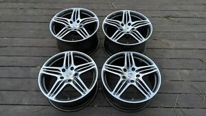 19 Factory Oem Porsche 911 997 Turbo S Carrera Wheels Rims