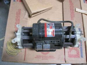 March 802 Dual Head Magnetic Drive Pump New