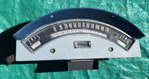 Oem 1957 Ford Instrument Cluster Core