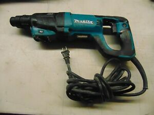 Makita Hr2641 1 Capacity 8 Amps Sds Plus Rotary Hammer 12 b4064a