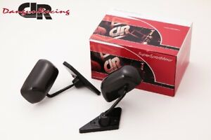Gt1 Mirror Real Carbon Manual Adjust Lhd For Bmw 3 E90 e91