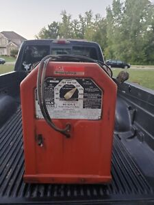 Lincoln Electric Ac 225 s Arc Welder With Misc Supplies