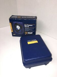 Ritchie Yellow Jacket Gas Pressure Test Kit 78060 0 35 W c Used Made In Usa
